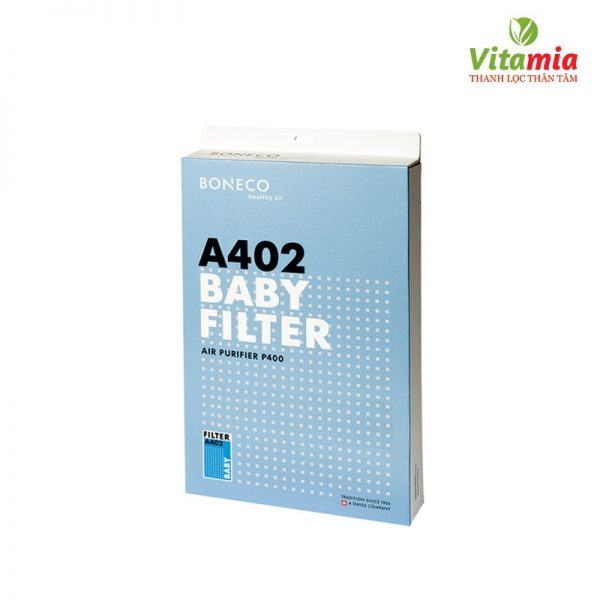 Bộ lọc vi khuẩn, virus BONECO A402