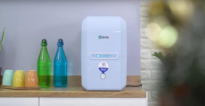 Có nên dùng máy lọc nước AOSMITH hay không?