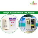 cục tim lọc máy Kangen Leveluk SD501