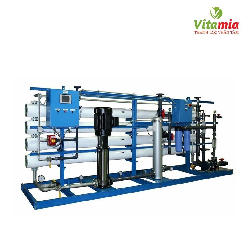 hệ thống xử lý nước chuyên nghiệp dùng cho trường học bệnh viện nhà máy