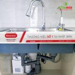 máy điện giải ion kiềm Mitsubishi Chemical Cleansui EU301
