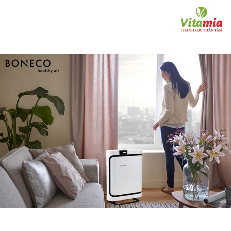 Máy lọc không khí BONECO P500 – Giải pháp nâng cao chất lượng không khí