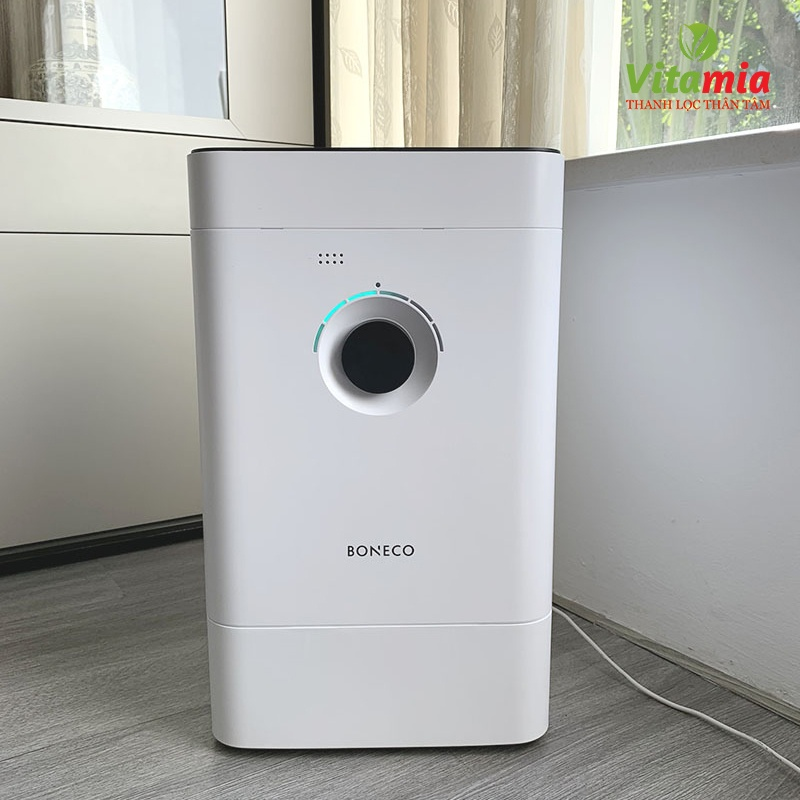 Máy lọc không khí kết hợp tạo độ ẩm BONECO HYBRID H300 – Thiết bị 3 In 1