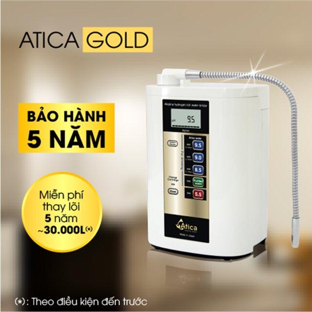 Máy lọc nước Atica Gold