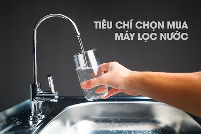 Tiêu chí chọn mua máy lọc nước ion kiềm an toàn, chất lượng