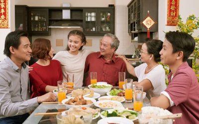 Mẹo ăn uống lành mạnh ngày Tết đảm bảo sức khỏe