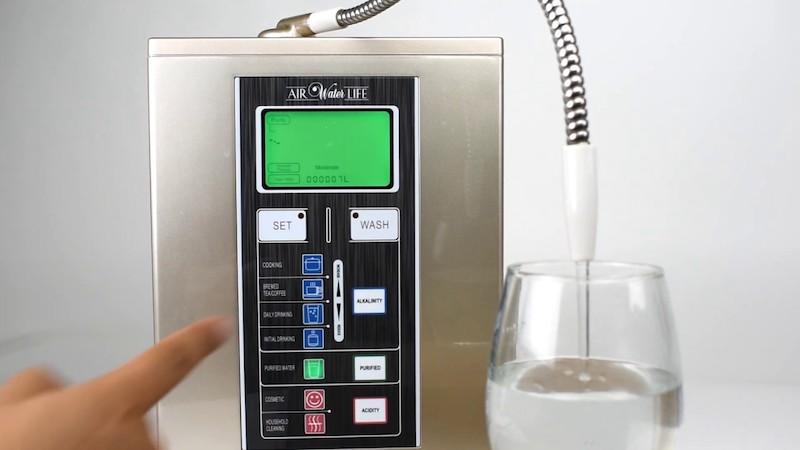 Ưu điểm của máy lọc nước ion kiềm