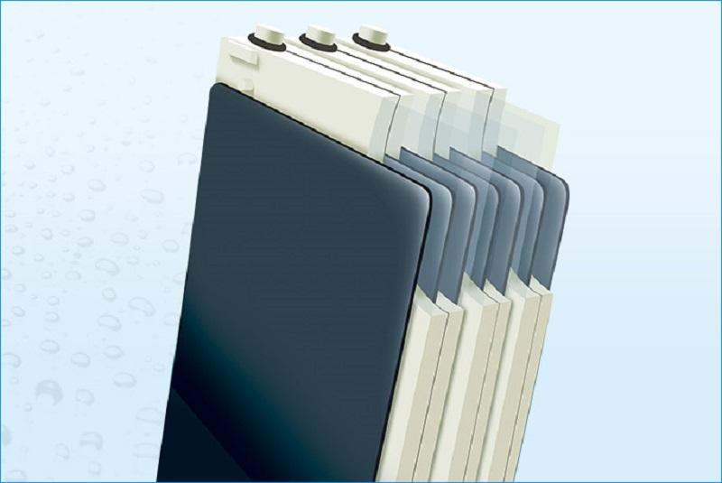 Tấm điện cực Titan phủ Platinum nguyên chất
