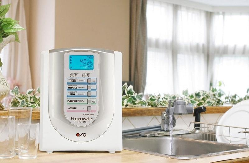 Tiêu chí chọn máy lọc nước ion kiềm là gì?
