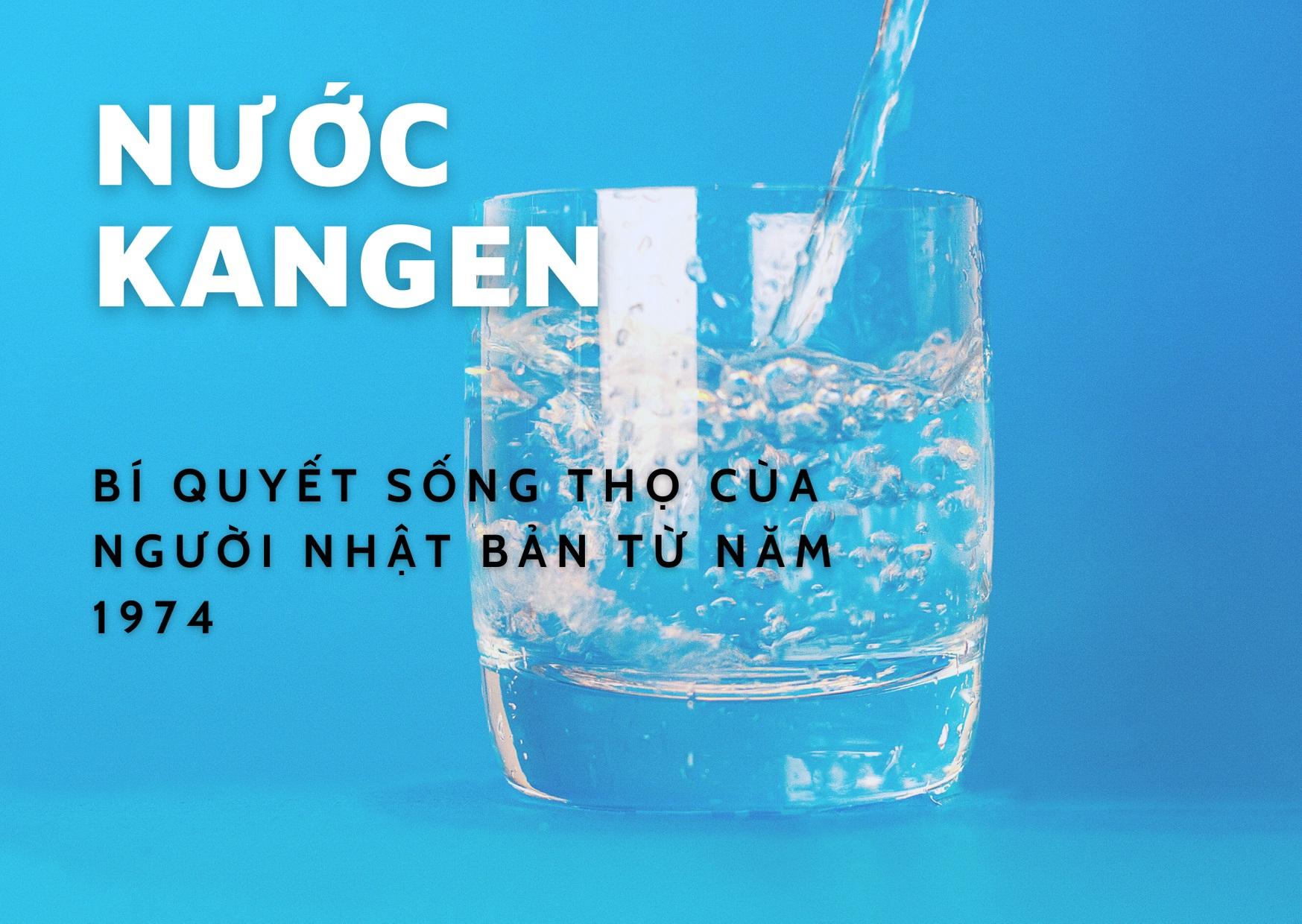 Nước Kangen