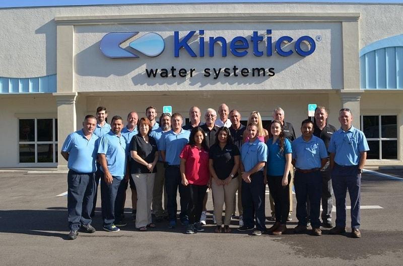 Tập đoàn Kinetico - Tại Ohio Mỹ - Chuyên sản xuất và cung cấp hệ thông máy lọc nước Kinetico trên toàn thế giới